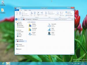 Windows 8 Explorer界面