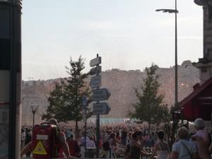 市中心广场